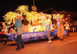 Sundance Square Parade of Lights