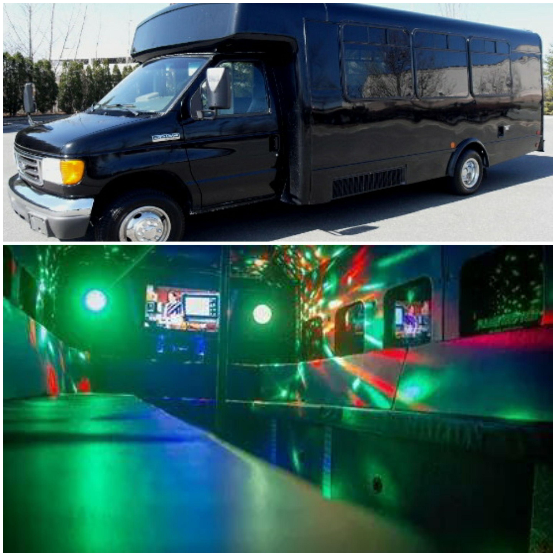 Arlington Party Bus